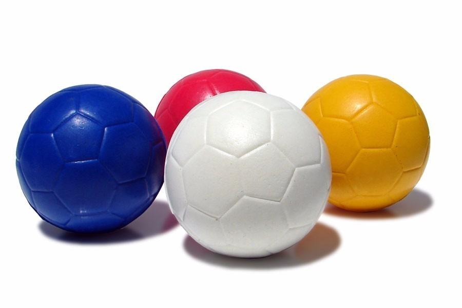 Pelota De Colores Para Mesa De Futbolito -   3.40 en Mercado Libre b2ccf75a8b330