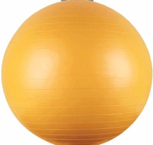pelota de esferodinamia 85 cm. gym ball fitness funcional