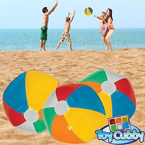 pelota de fiesta en la playa y en la piscina - bola inflable