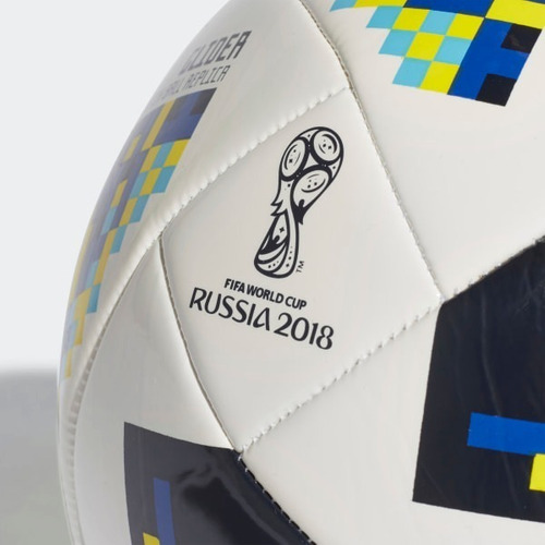 pelota de futbol adidas mundial rusia 2018 cw4688 original
