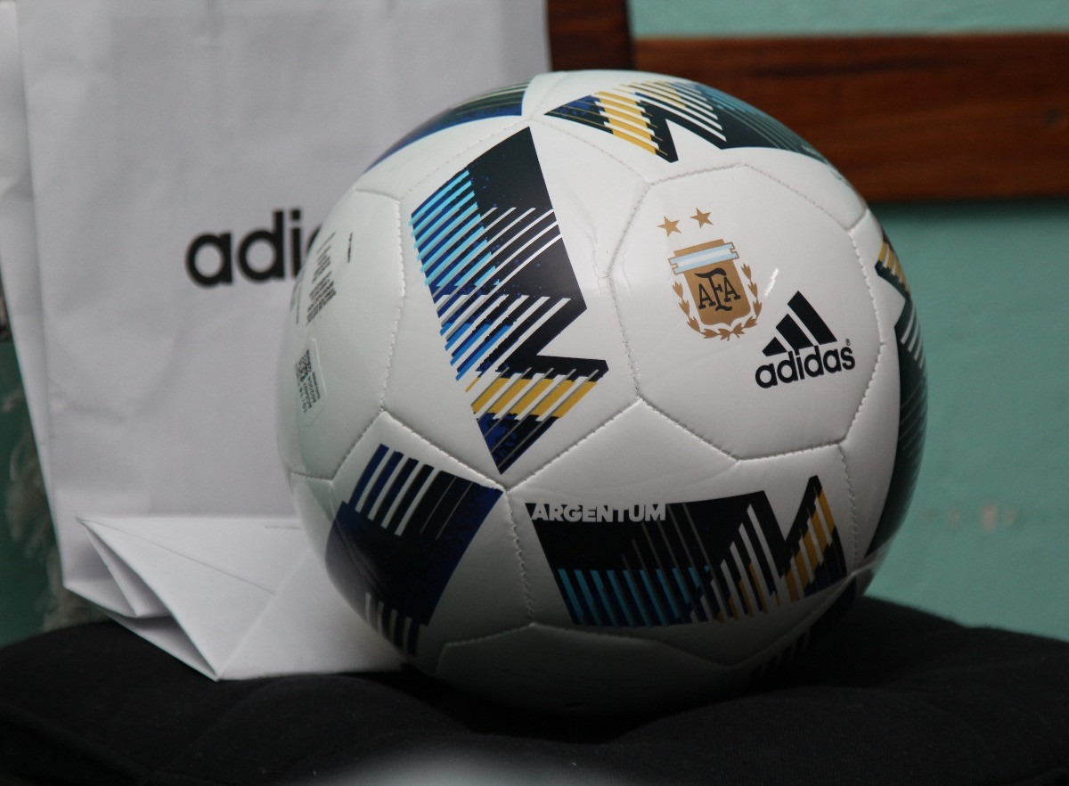 0917c6c15246a Pelota De Futbol Argentum 2016 adidas Tropheo Original N° 5 -   799 .