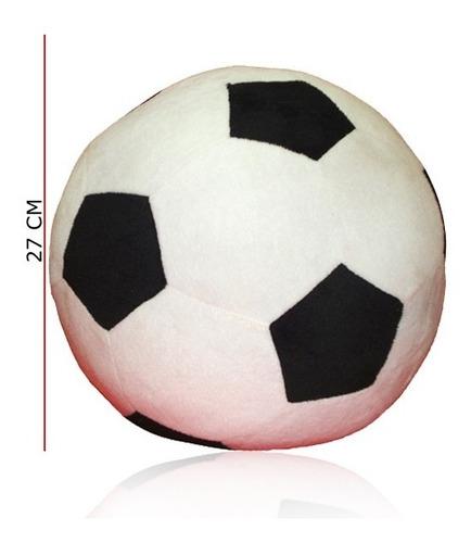 pelota de futbol con sonajero peluche phi phi toys 2308 full