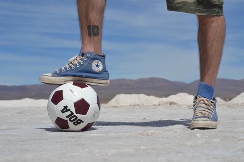 pelota de futbol fc bola tilcara  nº5 oficial