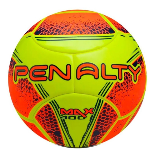 pelota de futbol fútsal n°4 penalty max 400 medio pique