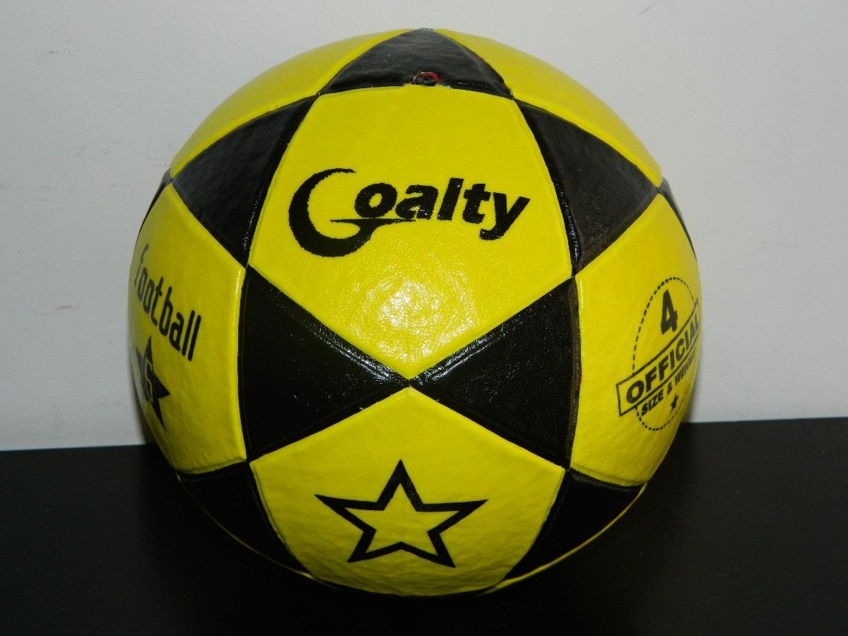 64b0aeaab052c pelota de futbol goalty numero 4 y 5 papi futbol futsal. Cargando zoom.