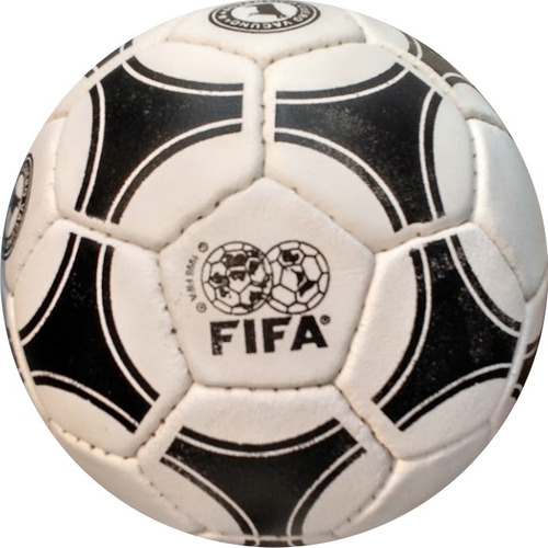 pelota de futbol nº 3 de cuero