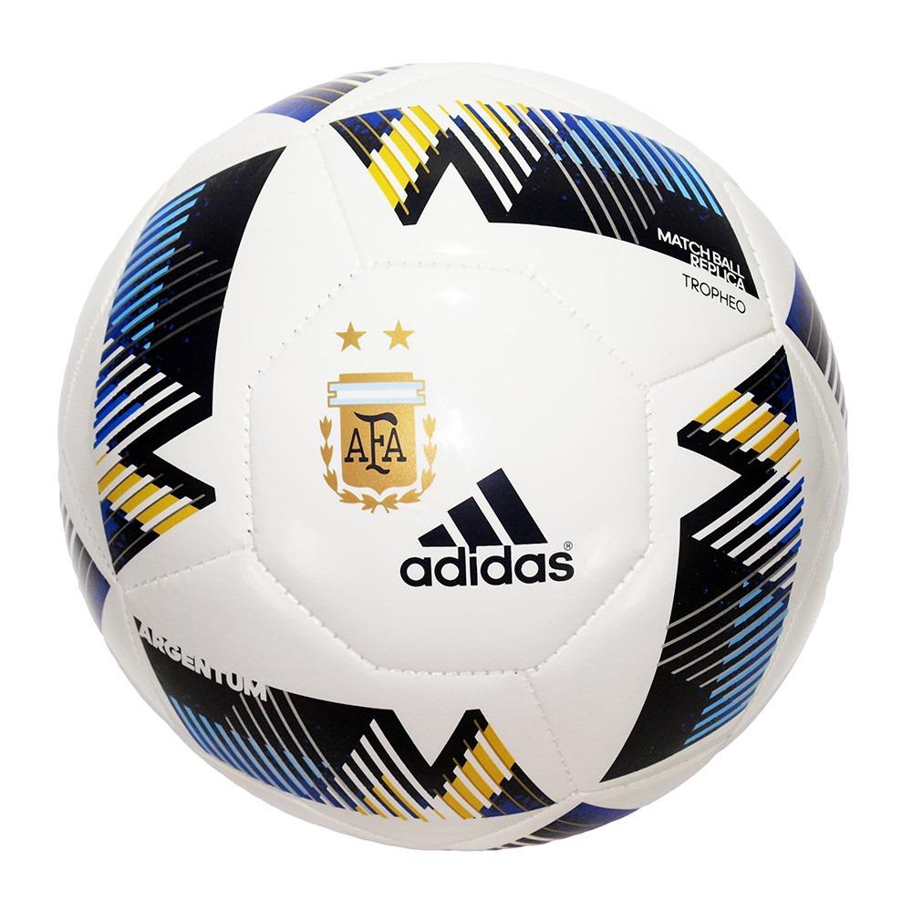 pelota de futbol n° 5 argentum 2016 adidas tropheo original. Cargando zoom. 1f779adf8642b