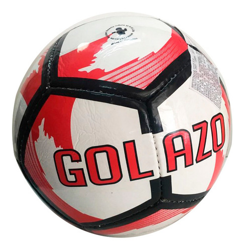 pelota de futbol n5 cuero cosida original new fdf203 bigshop