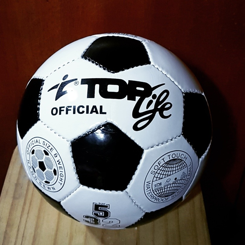 f05505d4fbddf pelota de fútbol n°5 top life económica buena calidad! Cargando zoom.