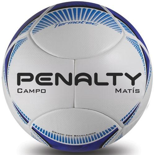 9b1fabcea518f Pelota De Futbol Penalty Nº 5 Matis Campo Cosida A Mano Pvc -   856 ...