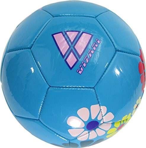 Pelota De Fútbol Vizari Blossom 3c8e6b7860fd1