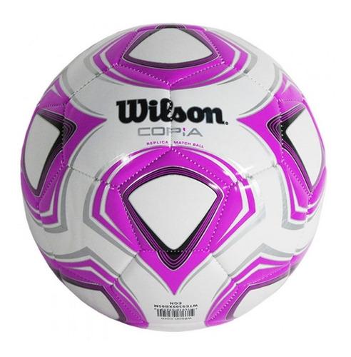 pelota de futbol wilson original numero 5  planeta juguete