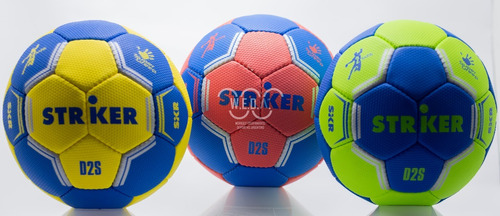 pelota de handball n°2 striker