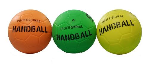 pelota de handball numero 1 turby de goma planeta juguete