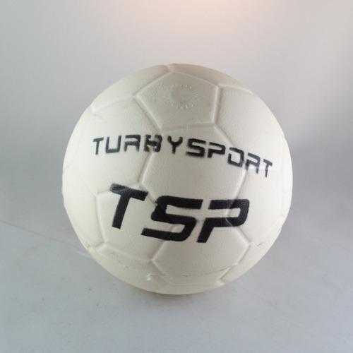 pelota de handball numero 2 turby peso reglamentario de goma