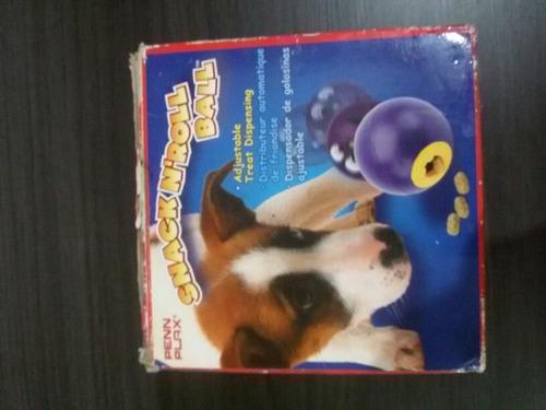 pelota de juegos para perritos