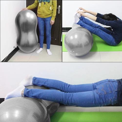 pelota de pilates tipo mani 90cm