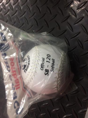 pelota de softball sb120