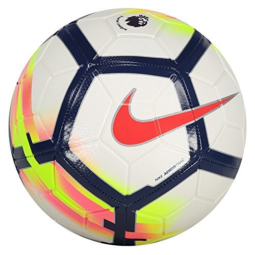 Pelota De Strike Nike Premier League (blanco   Azul   Naranj ... 38104d8a6df2f