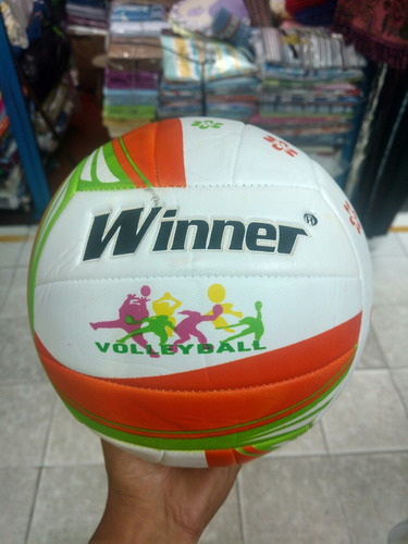 pelota de voley acolchada winner original