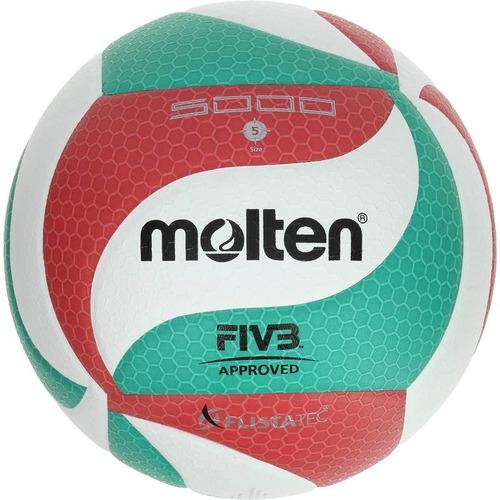 pelota de voley molten profesional 5000 original fivb