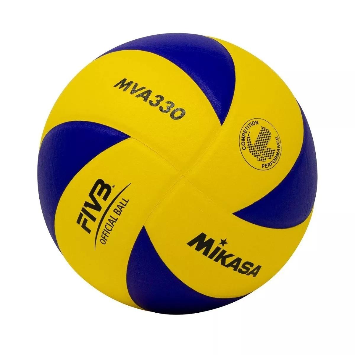 b6eb7b8019512 pelota de voley mva330 mikasa oficial fivb volley sellada. Cargando zoom.