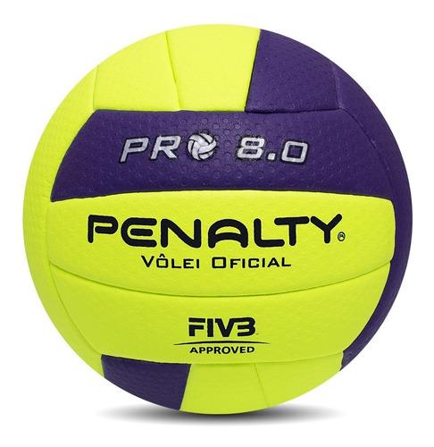 pelota de voley penalty modelo pro 8.0