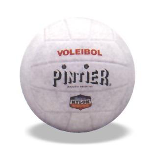 pelota de voley pintier rubberised art 305