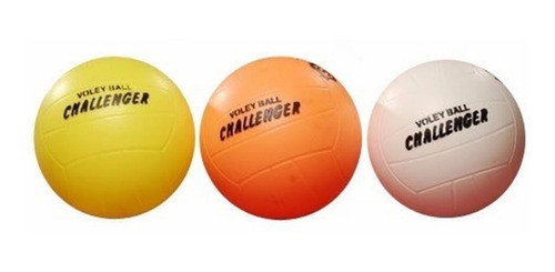 pelota de voley turby reglamentaria de goma inflable