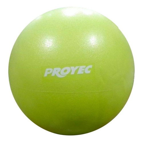 pelota esferodinamia 25 cm pilates yoga mini ball reforzada