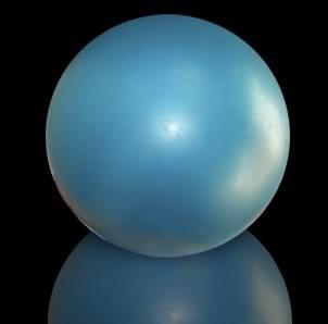 pelota esferodinamia pilates 55 cm - gymtonic