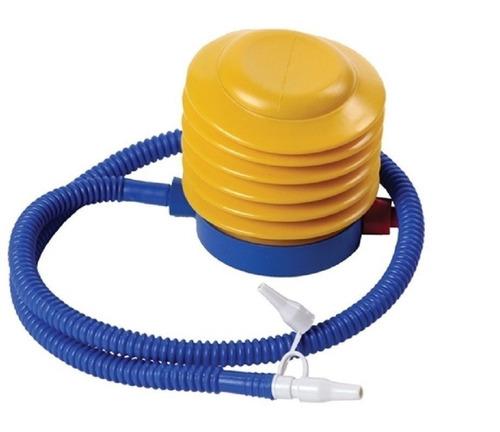 pelota esferodinamia pilates 75cm azul importada + inflador