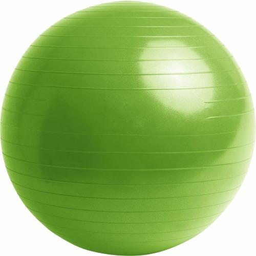 pelota esferodinamia pilates 95 cm + inflador  - gymtonic