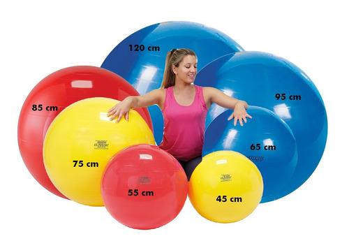 pelota esferodinamia pilates esfera 300 kg 55 cm m332 z2