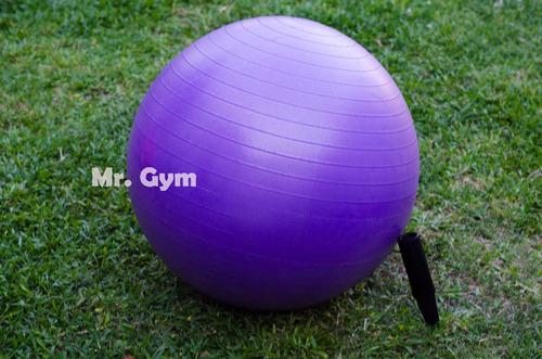 pelota esferodinamia pilates yoga gym ejercicios ball 85cm