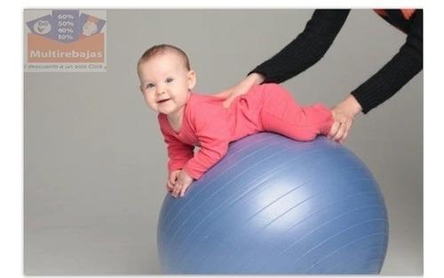 pelota fitness para estimulacion del bebe balon gigante
