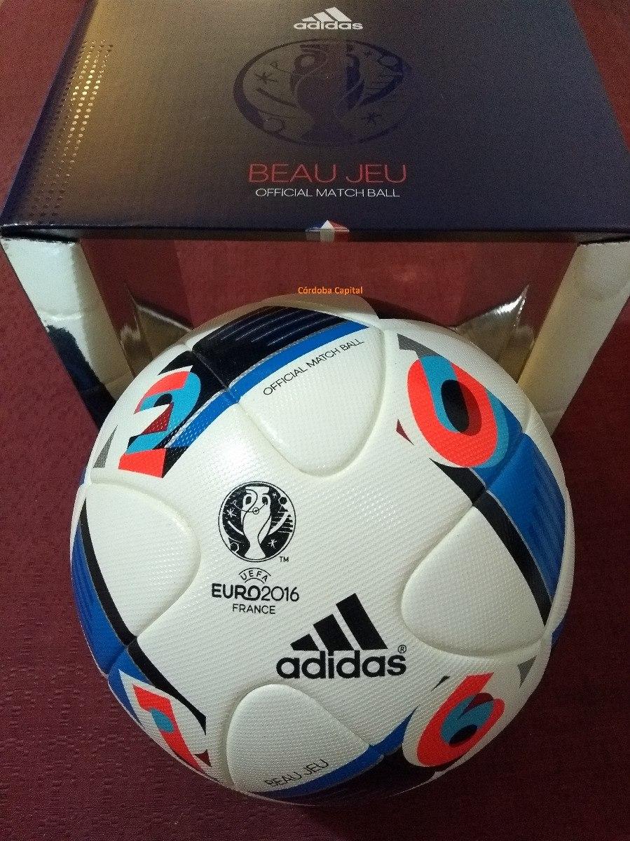 63cfbe9f8ffd8 Pelota Futbol adidas Beau Jeu - Euro Copa 2016 (oficial) -   3.800 .