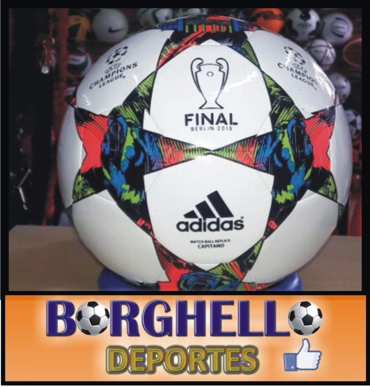 Pelota Futbol adidas champions Berlin 2015 -   629 256036960c134