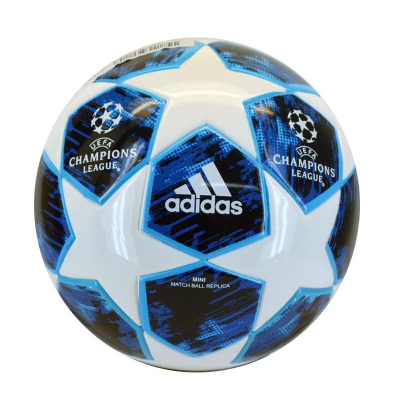 3a4fb7e7fb3cb pelota futbol adidas champions mini nº 1 original blanco. Cargando zoom.