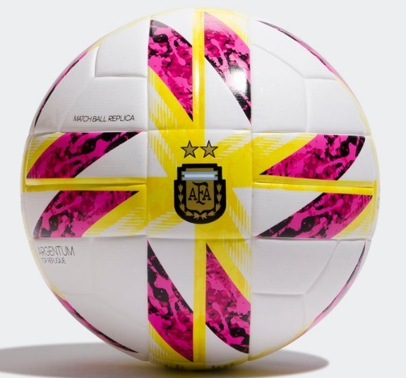 Pelota Futbol adidas Nº5 Argentum 2018 Superliga Original -   1.849 ... 7cf9b0ca2e349