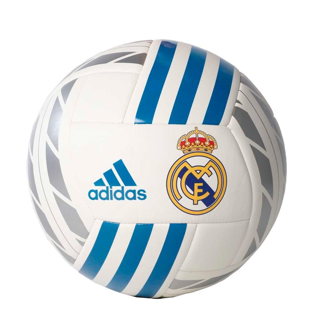 pelota futbol adidas real madrid. Cargando zoom. ef7a74b9b7291