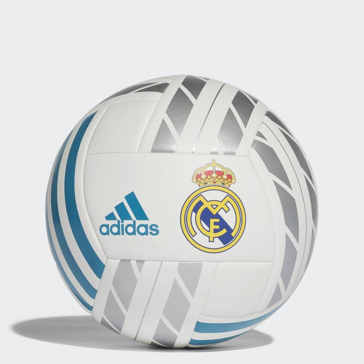 pelota fútbol adidas real madrid     on sports    . Cargando zoom. 482b0353cafba