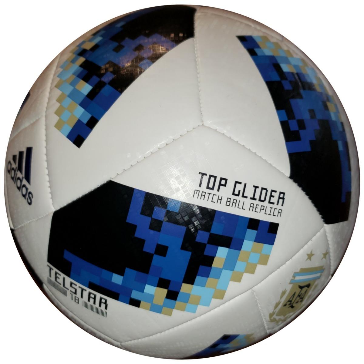 62a6ddeaaae25 pelota fútbol adidas telstar 18 afa - top glider. Cargando zoom.