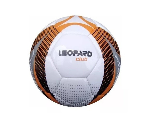 pelota futbol campo striker leopard club cosida numero 5