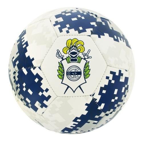 pelota fútbol gimnasia el lobo drb - nro.5 - licencia oficial