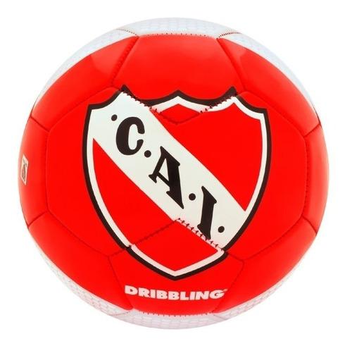 pelota futbol independiente n° 5 drb oficial niño infantil