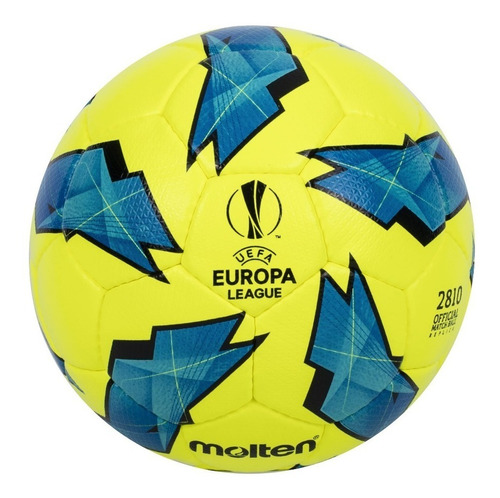 pelota futbol molten 1710 europa league profesional n° 5