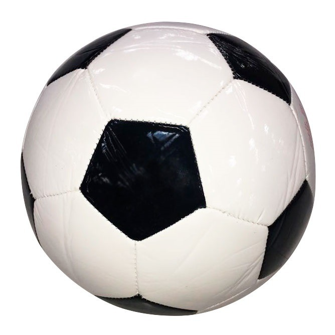 Pelota Fútbol N5 Blanco Y Negro -   399 2bd49b7cc412b
