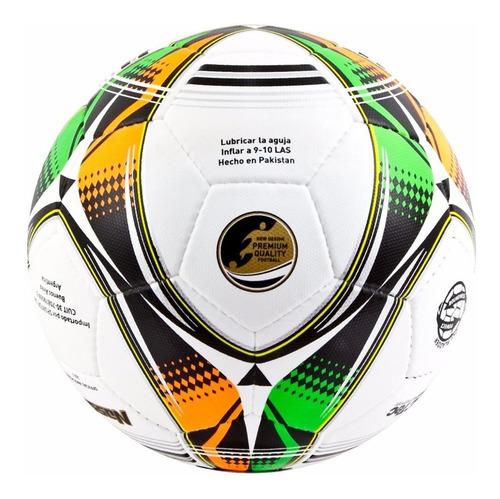 pelota futbol nassau tuji premium campo nº5 profesional fifa