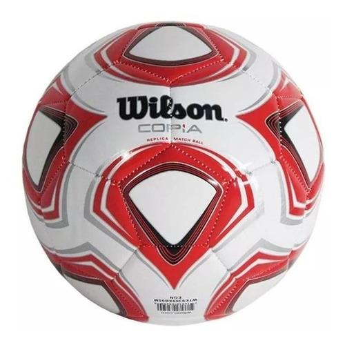 pelota futbol nro 5 wilson original babymovil